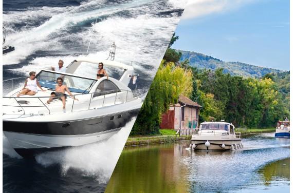 Forfait côtier + fluvial 350€