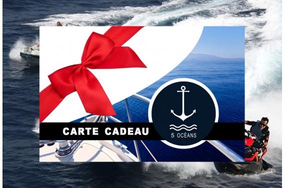 Carte cadeau côtier 280€