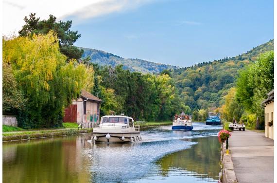 Permis fluvial 250€ (Promo jusqu'au 28/02)